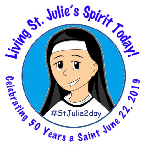 St. Julie - English