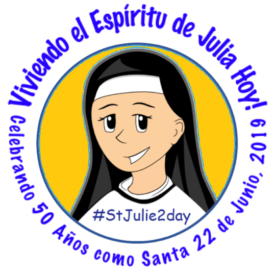St. Julie - Spanish