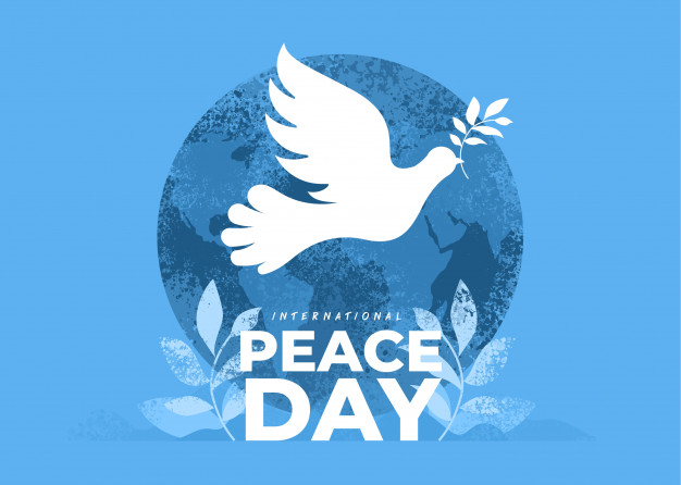 International Peace Day, September 21, 2021